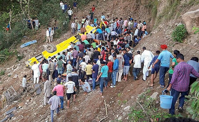 'Loud Bang, Then Bus Rolled Off Hill': Student Recounts Himachal Horror