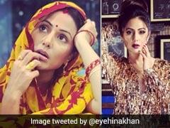 देसी लुक में दिखीं बिग बॉस 11 की फैशनेबल हिना खान, बोलीं- 'स्मार्टफोन' जल्द ही...