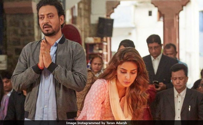 Hindi Medium China Box Office: Irrfan Khan's Film 'Shows Signs Of Slowing Down'