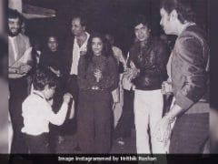 Hrithik Roshan, Then 8, Danced To Michael Jackson's <i>Thriller</i>. Seen Pic Yet?