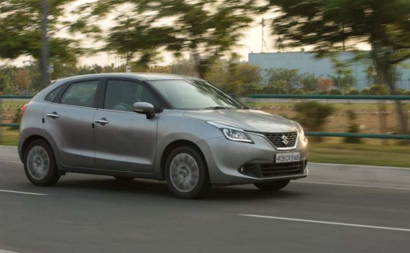 The average monthly sales of the Maruti Suzuki Baleno has reached 18,000 units in the past 8 months