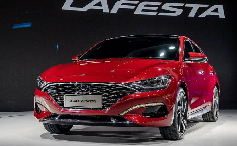 Hyundai Lafesta Sedan Showcased At Beijing Auto Show - NDTV CarAndBike