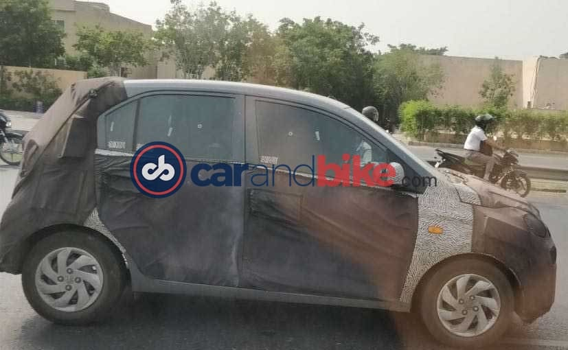 The Hyundai AH2 (Santro) will be the the first-ever Hyundai car to come with an AMT system