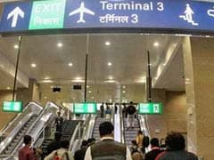 2 Foreigners Held At Delhi Airport For Entering With Fake Ticket