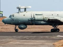 Indian Navy Plane, On Test Flight In Russia, Makes Emergency Landing