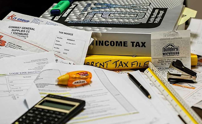 Income Tax Collections At Record Rs 10.03 Lakh Crore In FY 18: CBDT