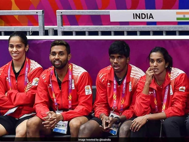 Commonwealth Games 2018: India Storm Into Mixed Team Badminton Final