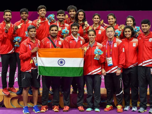 Commonwealth Games 2018: Shooters, Shuttlers, Paddlers Join Indias Gold Class Party