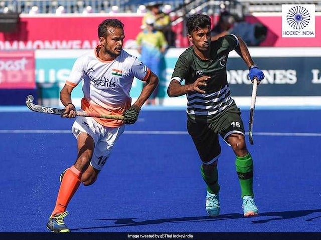 Commonwealth Games 2018: India Concede Late, Held To 2-2 Draw By Pakistan In Mens Hockey Thriller