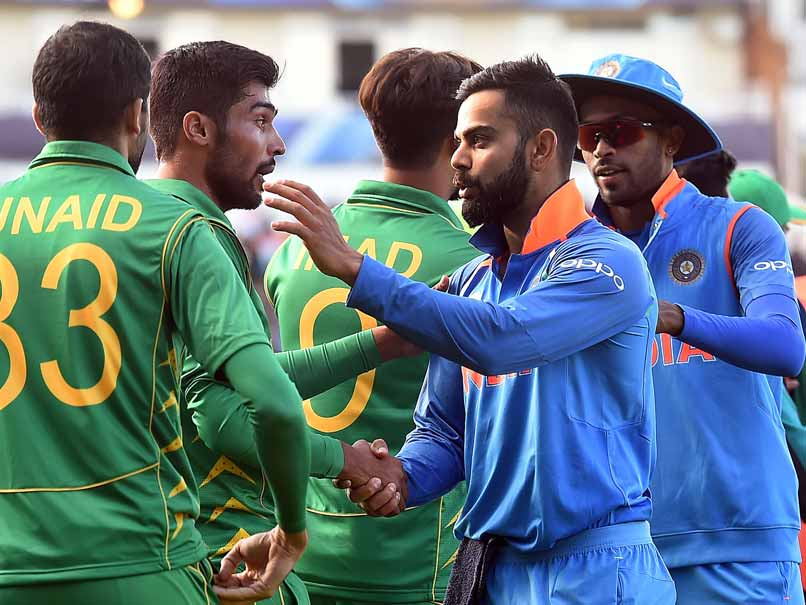 India Vs Pakistan ICC World Cup 2019 Contest On June 16 In Manchester, Kohli
