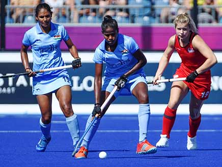 Commonwealth Games 2018: India Beat England In Women