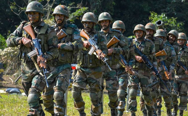 Defence Budget Increased By 6.87% To Rs 3.18 Lakh Crore