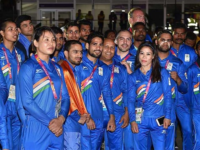 Commonwealth Games 2018: India Aims For Rich Medal Haul At Gold Coast