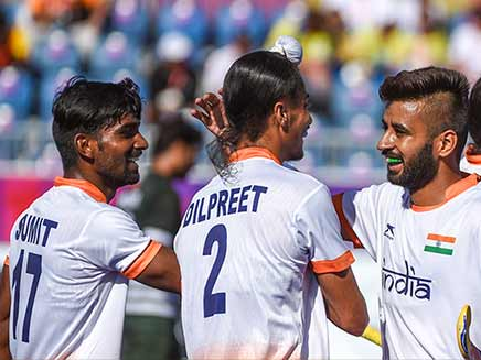 Commonwealth Games 2018: India Beat Wales 4-3 In Men
