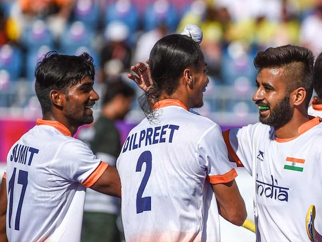 Commonwealth Games 2018: India Beat Wales 4-3 In Mens Hockey