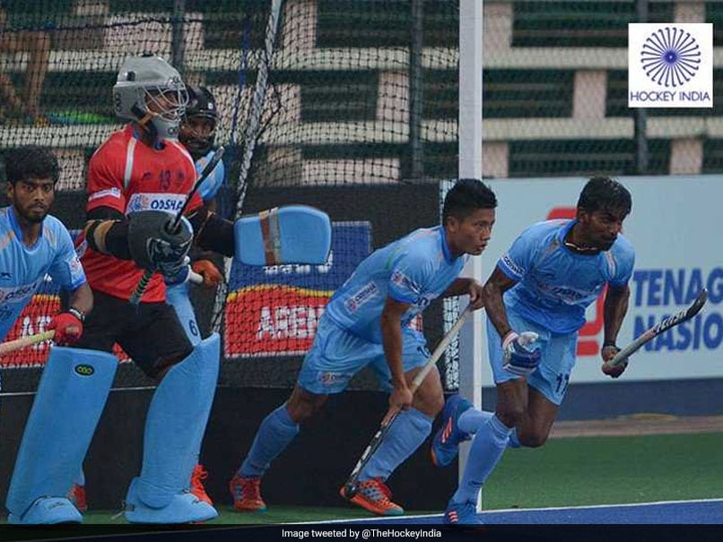 CWG: Indian men's hockey team held by last-gasp Pakistan