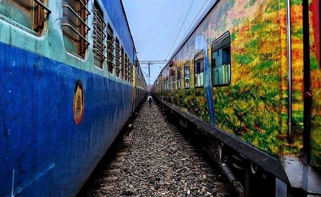 ट्रेन होगी लेट तो यात्रियों को IRCTC उपलब्ध कराएगा मुफ्त खाना