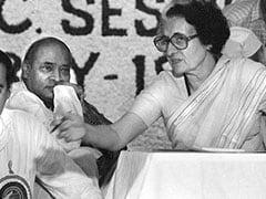 Indira Gandhi Chose 'Hand' Symbol Over Elephant, Bicycle, Reveals Book