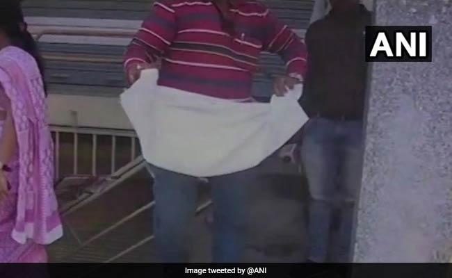 Madhya Pradesh Infant Rape-Murder: Accused Thrashed Outside Court