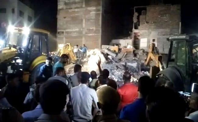 इंदौर: भरभराकर गिरा होटल और हो गई 10 लोगों की मौत, घायलों को इतने रुपये का मिलेगा मुआवजा