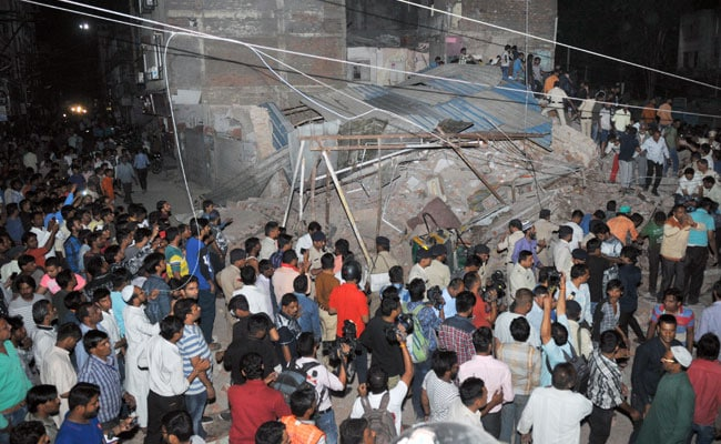 Indore Hotel Collapse: Owner Charged With For Culpable Homicide