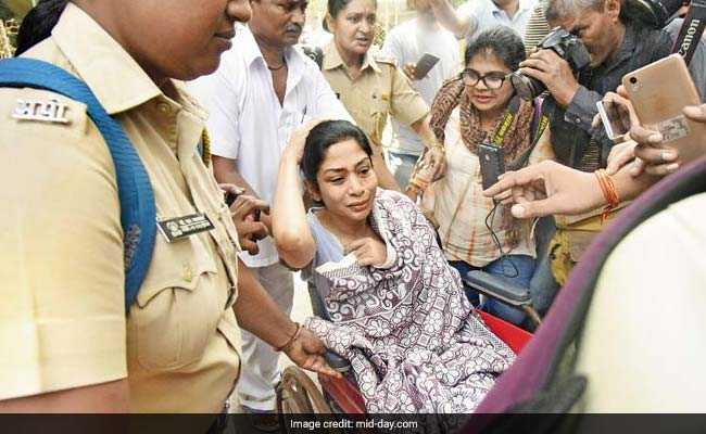 Indrani Mukerjea Feels Unsafe After Testimony On Chidambarams: Report