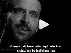 आईपीएल की शुरुआत से पहले ऋतिक रोशन ने शेयर किया VIDEO, कहा कुछ बेहद खास