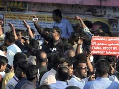 11 Cauvery Protesters Arrested For Throwing Shoes During IPL Match In Chennai