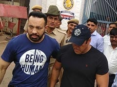 काला हिरण शिकार मामला : जोधपुर जेल में 2 रात बिताने के बाद मुंबई पहुंचे सलमान खान
