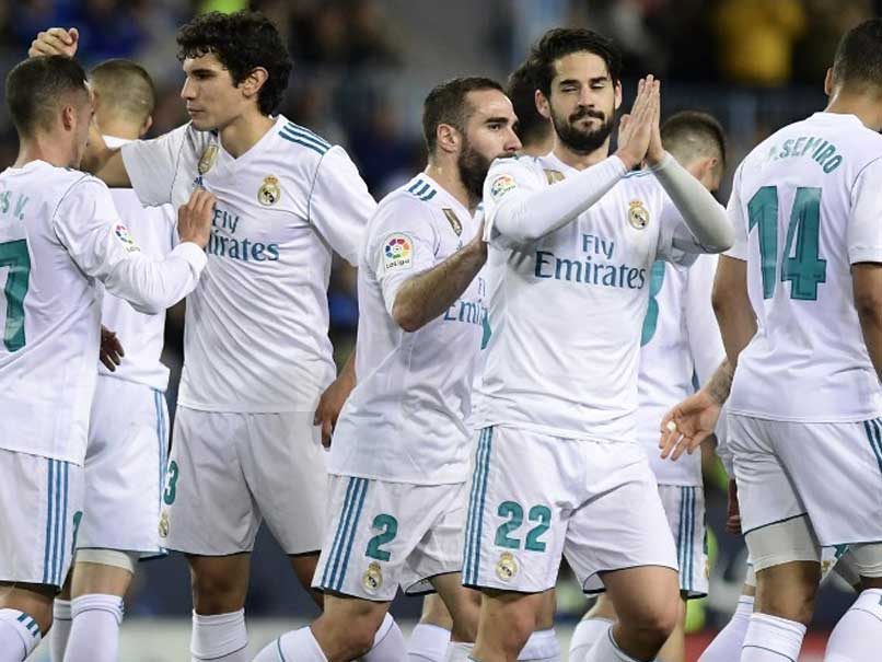 La Liga: Isco Leads Real Madrid To Malaga Win With Cristiano Ronaldo, Gareth Bale Rested
