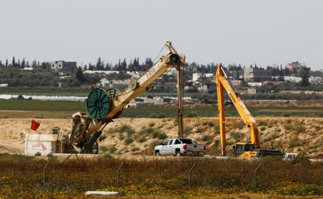 Israel Says New Gaza Tunnel Foiled, Lifts Veil On Detection Lab