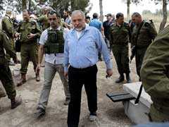 "Israel Defence Minister Avigdor Lieberman Vows To Strike Any Iran ""Military Foothold"" In Syria"