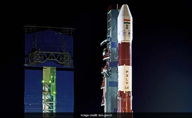 Tomorrow, ISRO's second bid to launch satellite made with private help