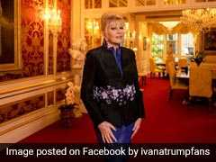 US President Donald Trump's Ex-Wife Ivana Trump Says He Shouldn't Run For Re-election In 2020: Reliable Source