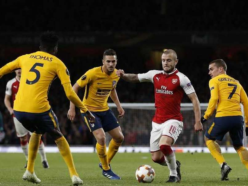 Europa League: Jack Wilshere Says Arsenal Still Believe After Atletico Madrid Draw