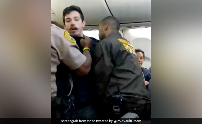 Stun gun used on passenger on flight to Chicago