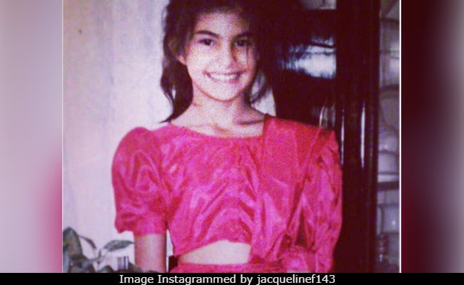 Viral: We Bet You've Never Seen Jacqueline Fernandez Look So Cute