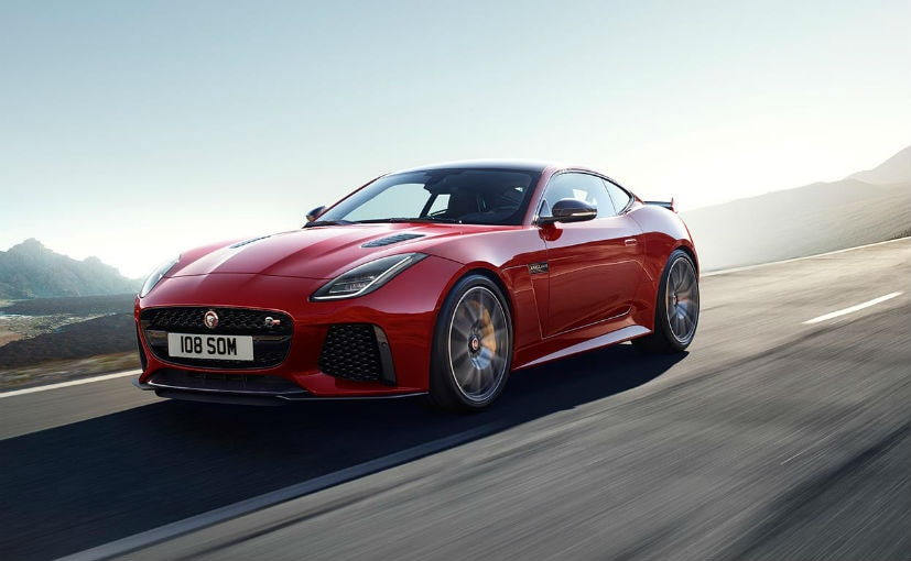 2019 Jaguar F-Type Introduced With Updates In The UK