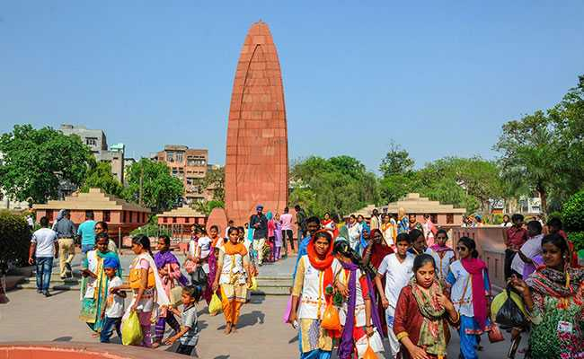Jallianwala Bagh 99th Anniversary: What Tragedy Happened ...