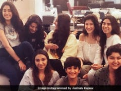 Janhvi, Khushi And Anshula To Join Arjun Kapoor For London Holiday: Reports