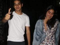 Dhadak Stars Janhvi Kapoor And Ishaan Khatter Are Having Lots Of Foodie Fun In Delhi!