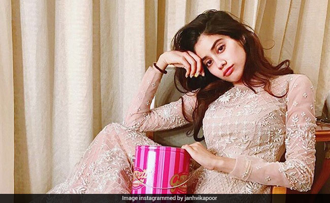 Know All About The Fitness Regime That Janhvi Kapoor Swears By
