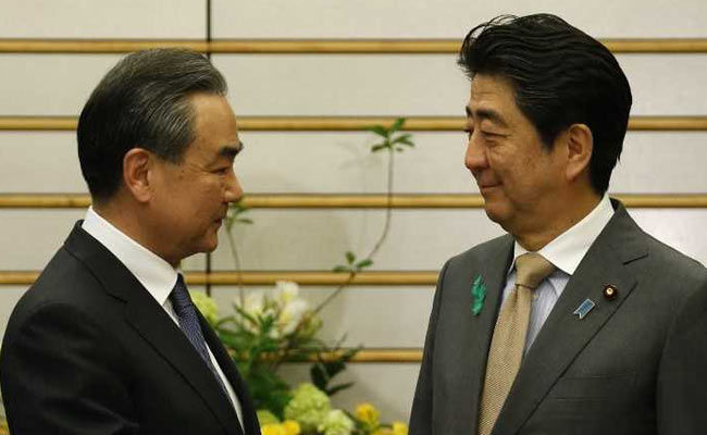 China and Japan Vow 'New Starting Point' In Bilateral Ties