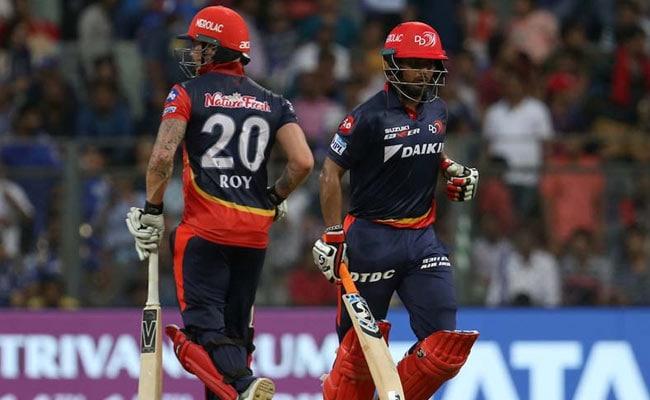 IPL 2018, MI vs DD: दिल्ली ने मुंबई को 7 विकेट से हराया, जेसन रॉय ने खेली नाबाद 91 रन की पारी