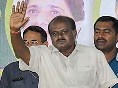 """Monsoon Has Been Good, Tamil Nadu To Get Cauvery Water"": HD Kumaraswamy"