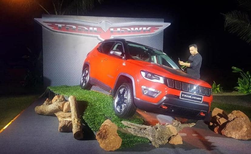 jeep compass trailhawk showcased