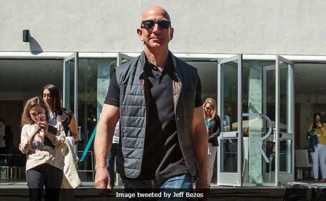 As Amazon Marks 'Prime Day' With Price Cuts, Jeff Bezos's Wealth Soars
