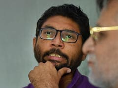 "Jignesh Mevani Suspended From Gujarat Assembly Session For ""Misbehaviour"""