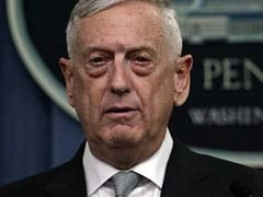 """""""Beijing's Actions In South China Sea Questions Its Intent"""": Jim Mattis"""