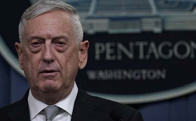 Private Army In Afghanistan 'Not A Wise Idea': US Defence Secretary